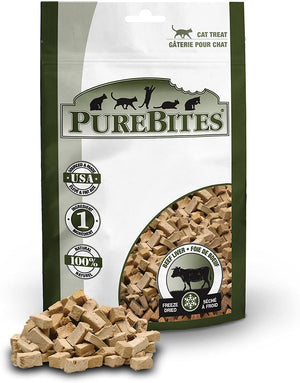 PureBites Beef Liver Freeze-Dried Raw Treats
