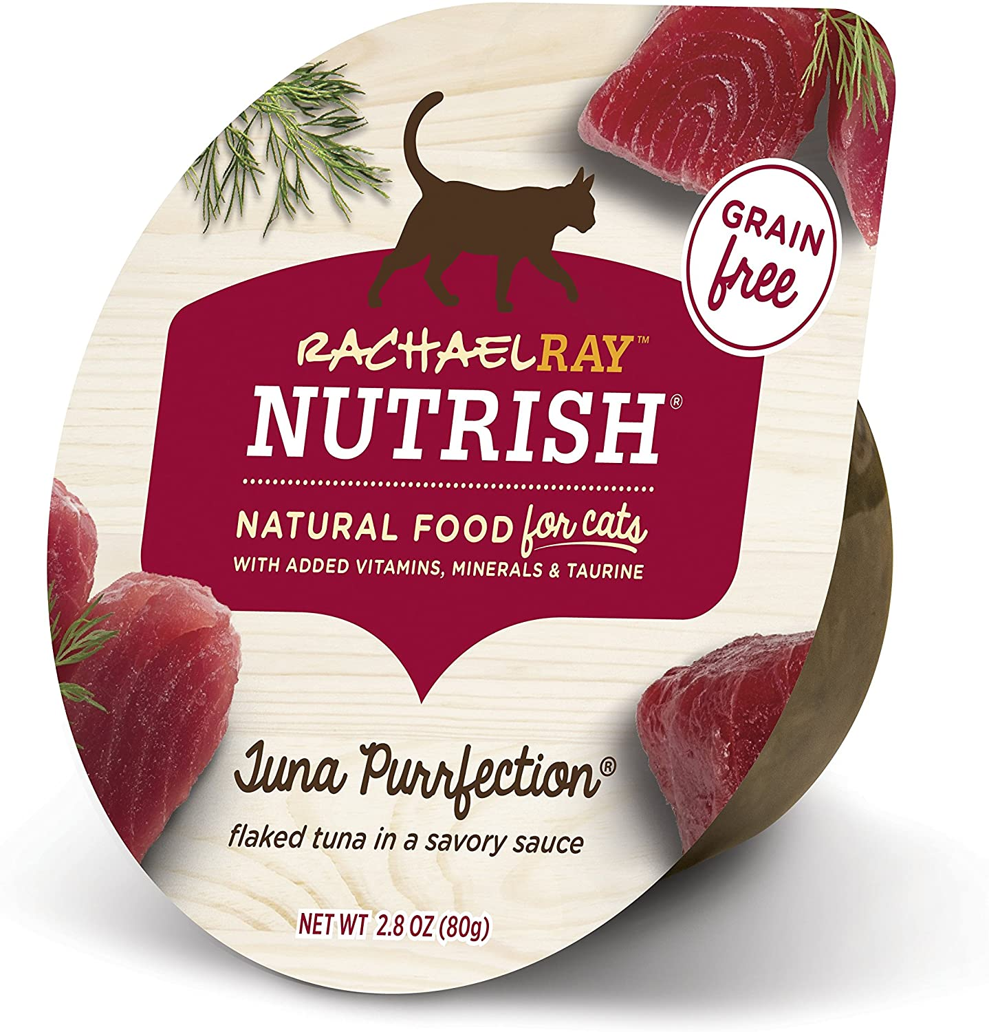 Nutrish Tuna Purrfection