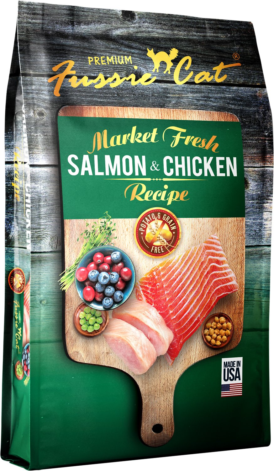 Market Fresh Salmon & Chicken
