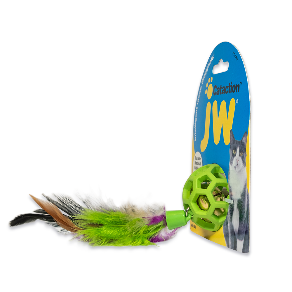 Feather Ball Toy