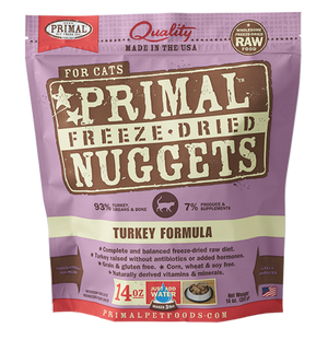 Freeze-Dried Turkey Nuggets