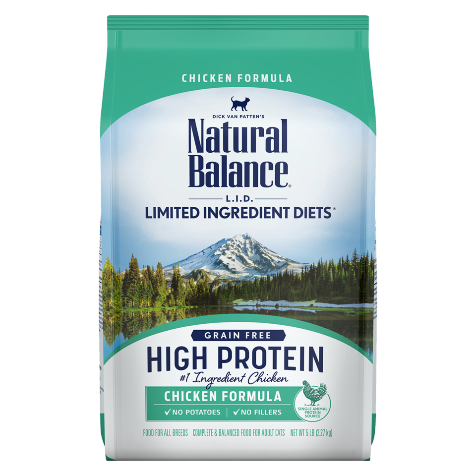 Limited Ingredient Diets High Protein Chicken