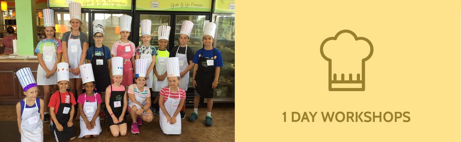 Kids Baking WorkShop