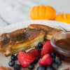 Pumpkin French Toast*  -  Breakfast