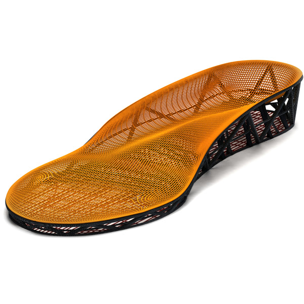 Custom 3D Printed Orthotic Insoles