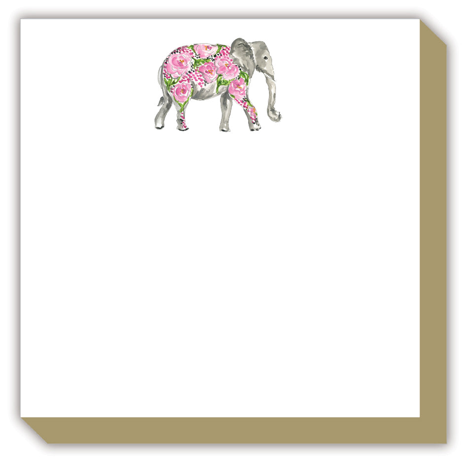 Elephant Luxe Notepad