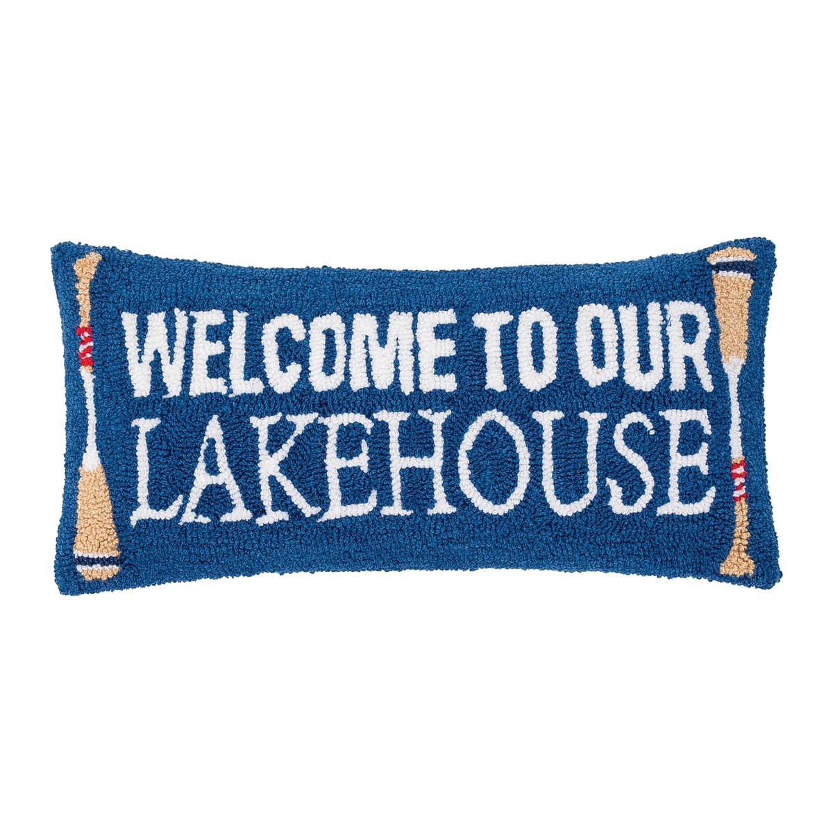 Welcome To Lakehouse Pillow