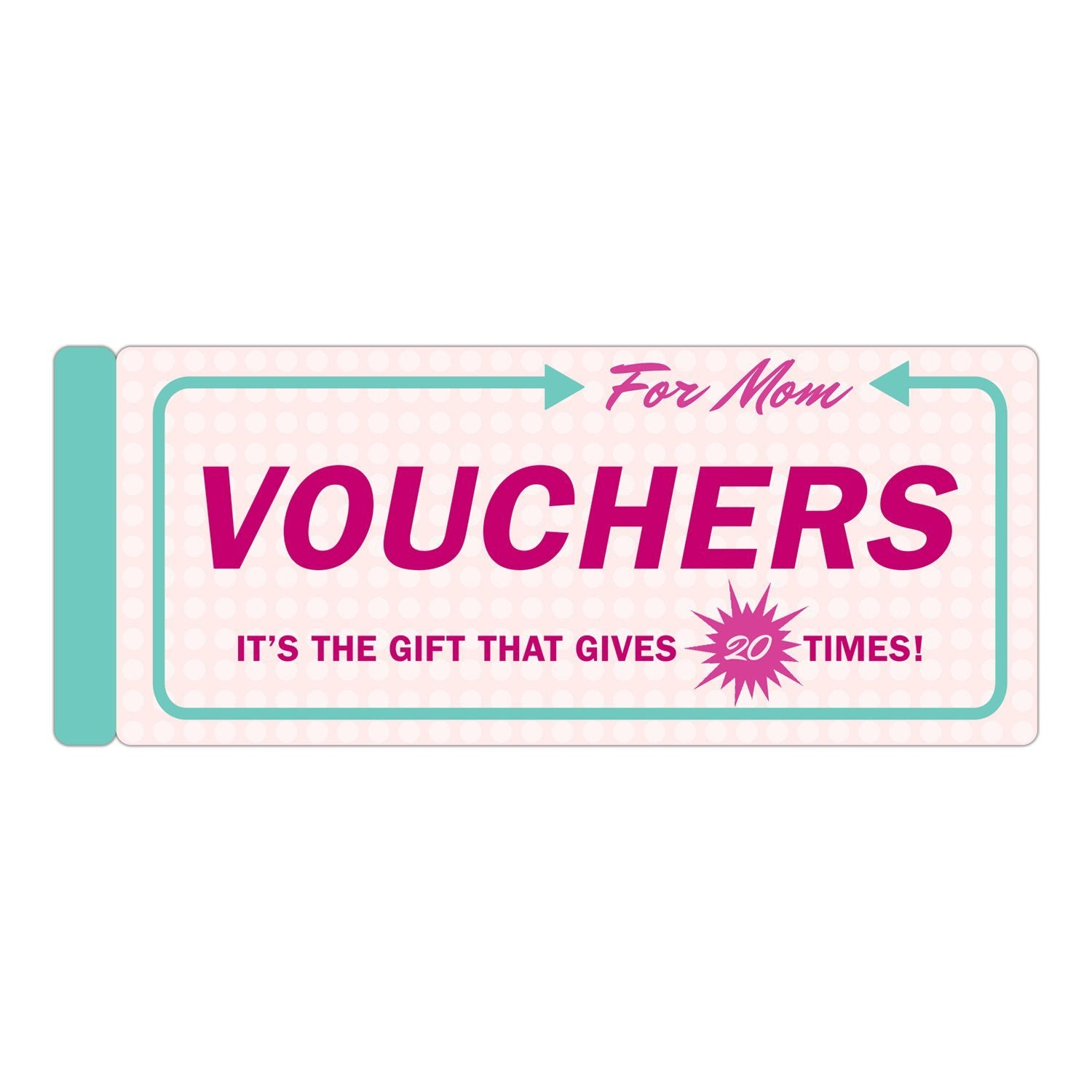Knock Knock® Vouchers for Mom