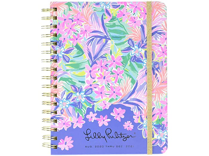 2021 Lilly Pulitzer 17 Month Large Agenda, It Was All a Dream
