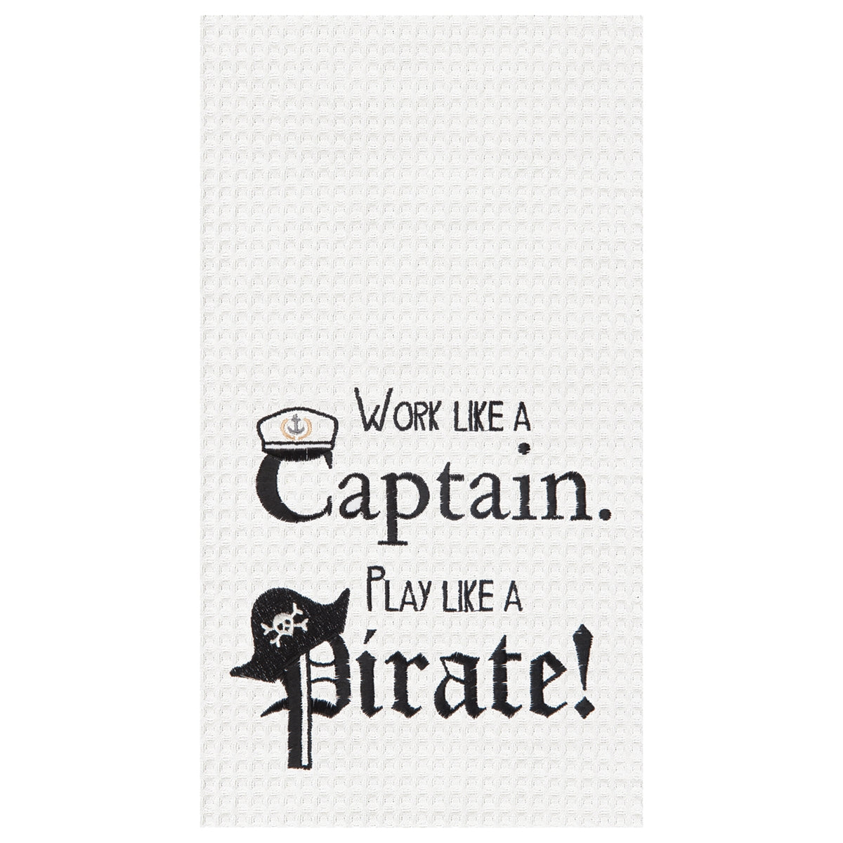 Play Like A Pirate Towel