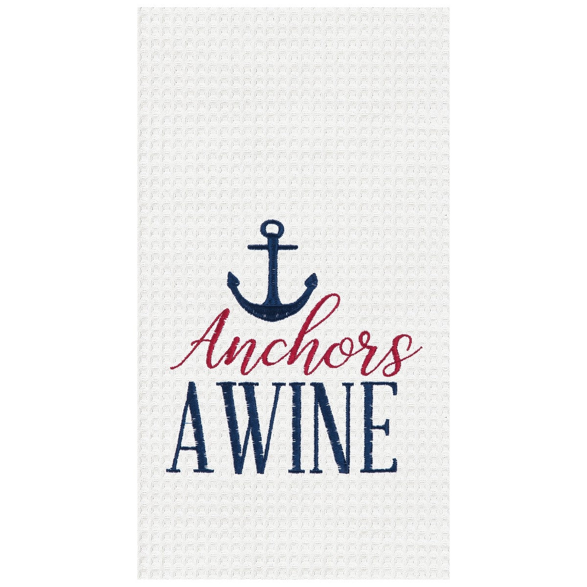 Anchors Awine Towel