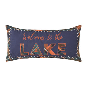 Lake Troy Pillow