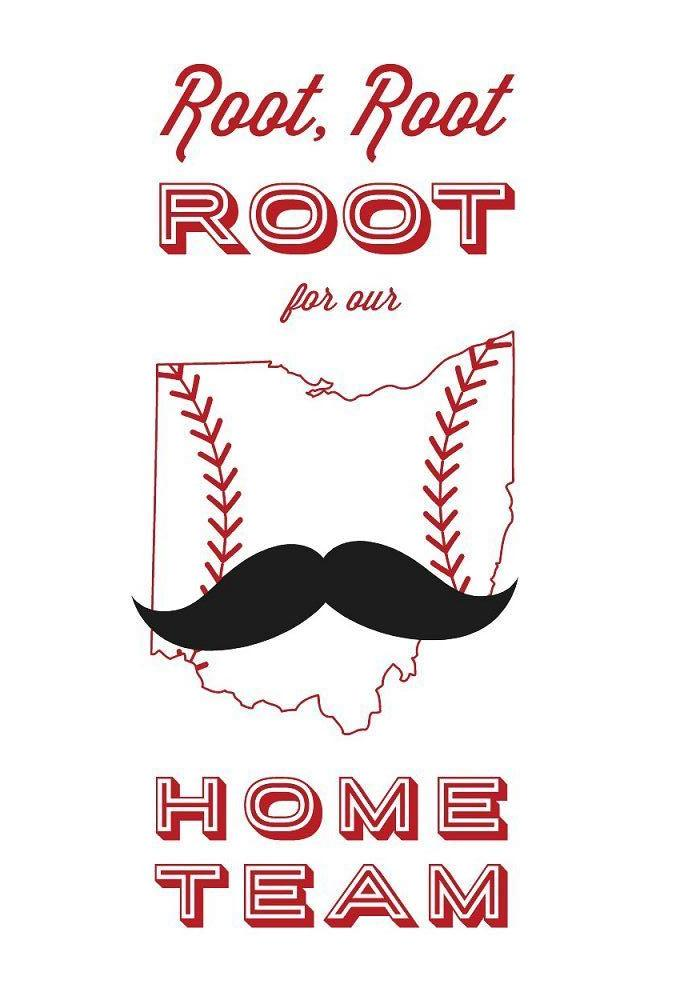 Root for Home Team Postcard