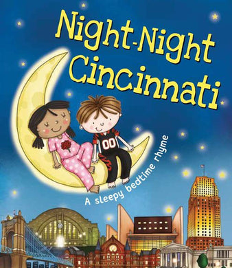 Night-Night Cincinnati Book