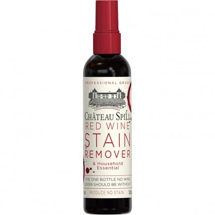 Chateau Spill Red Wine Stain Remover 4 oz Spray Bottle