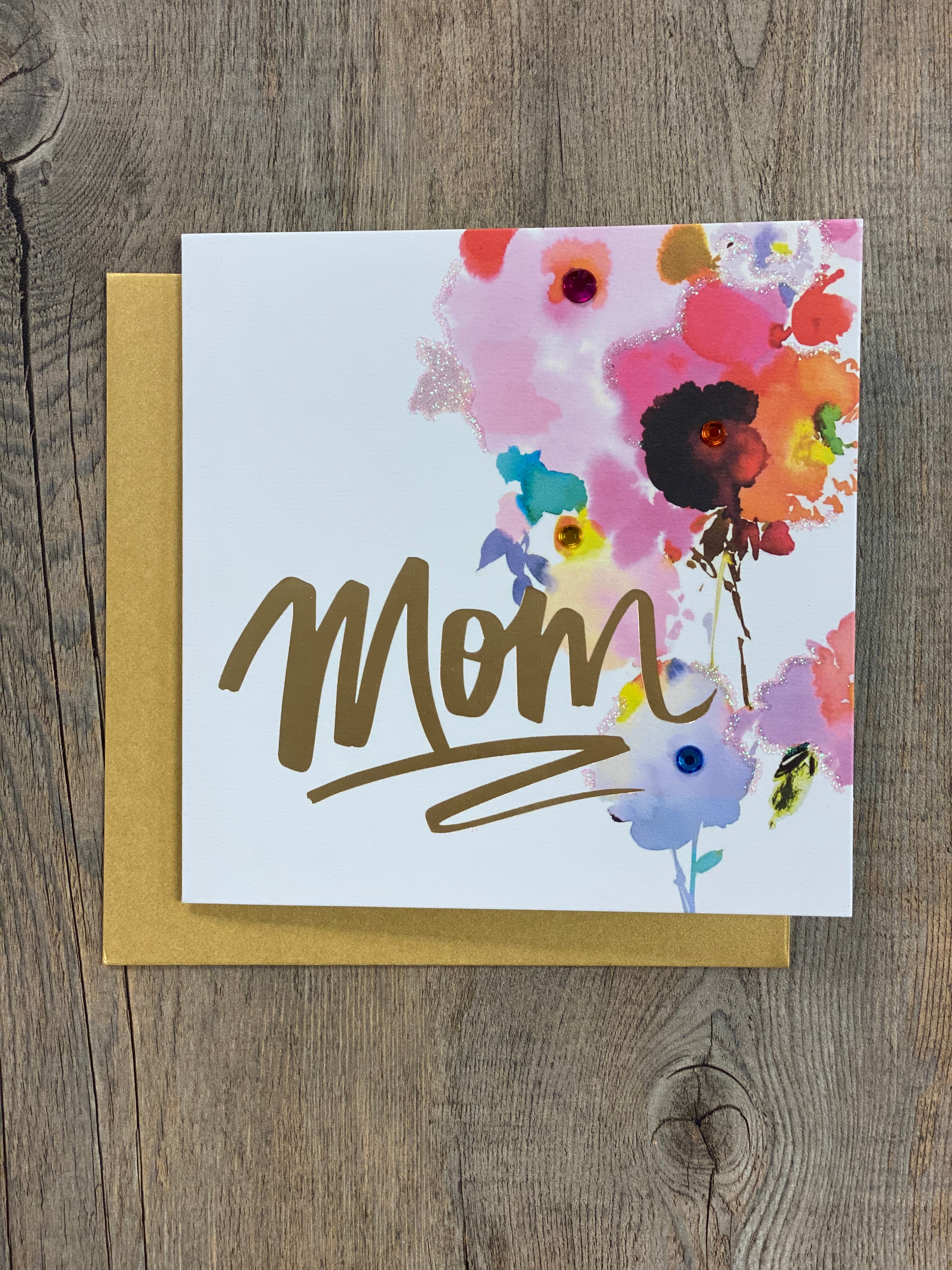 Mother's Day- Bright Floral