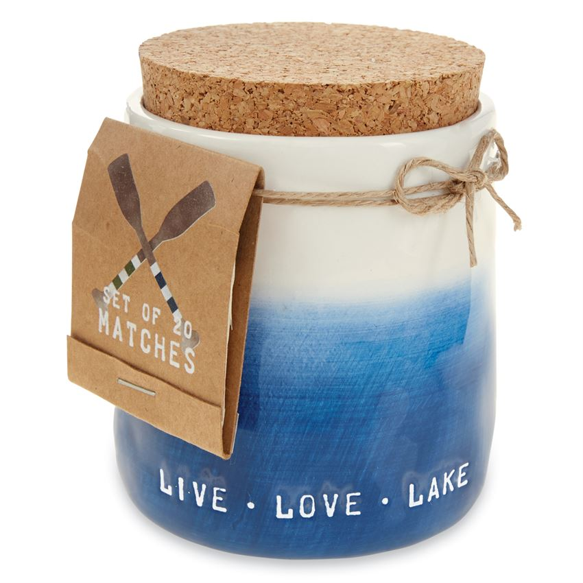 Lake Candle Set