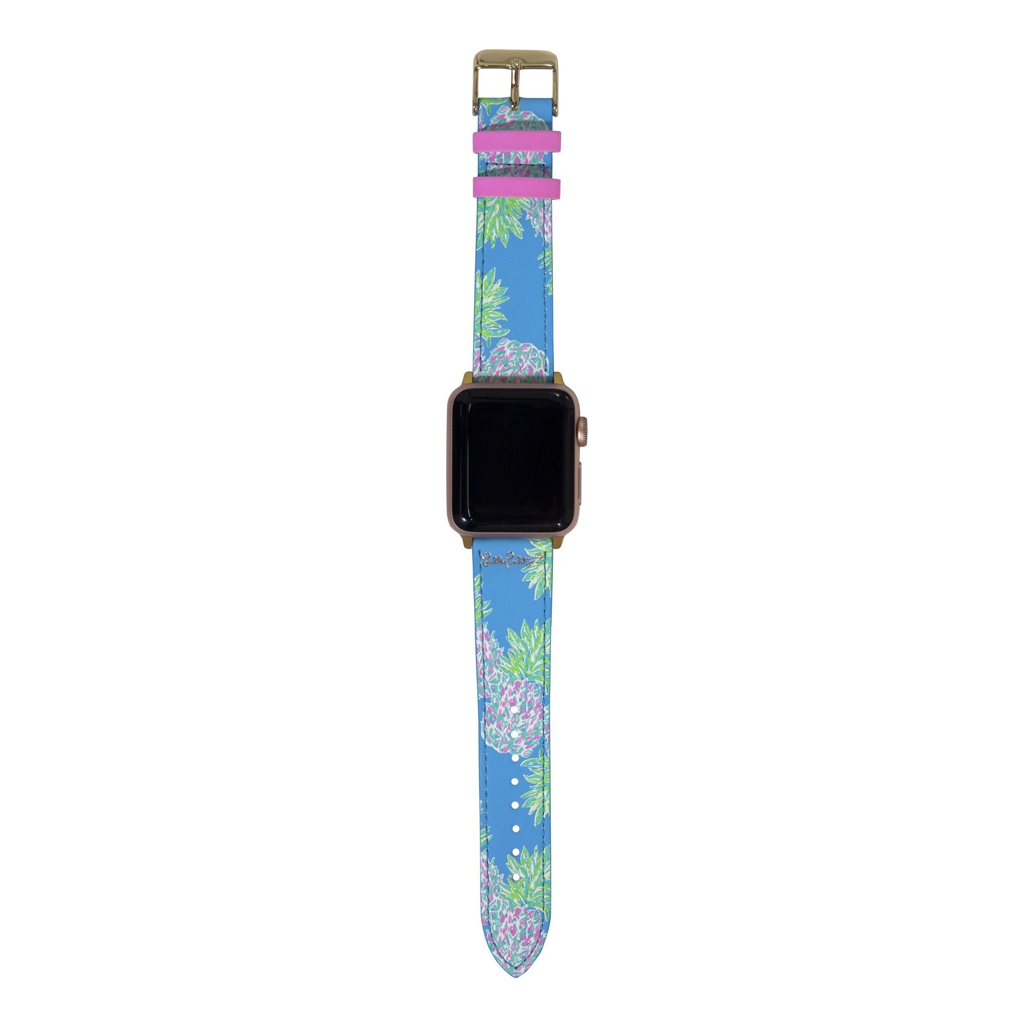 Lilly Pulitzer Apple Watch Band, Swizzle In