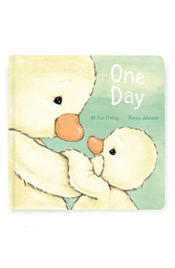 'One Day' Board Book