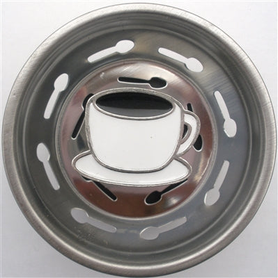 Linda Lou Kitchen Strainer- Coffee Cup