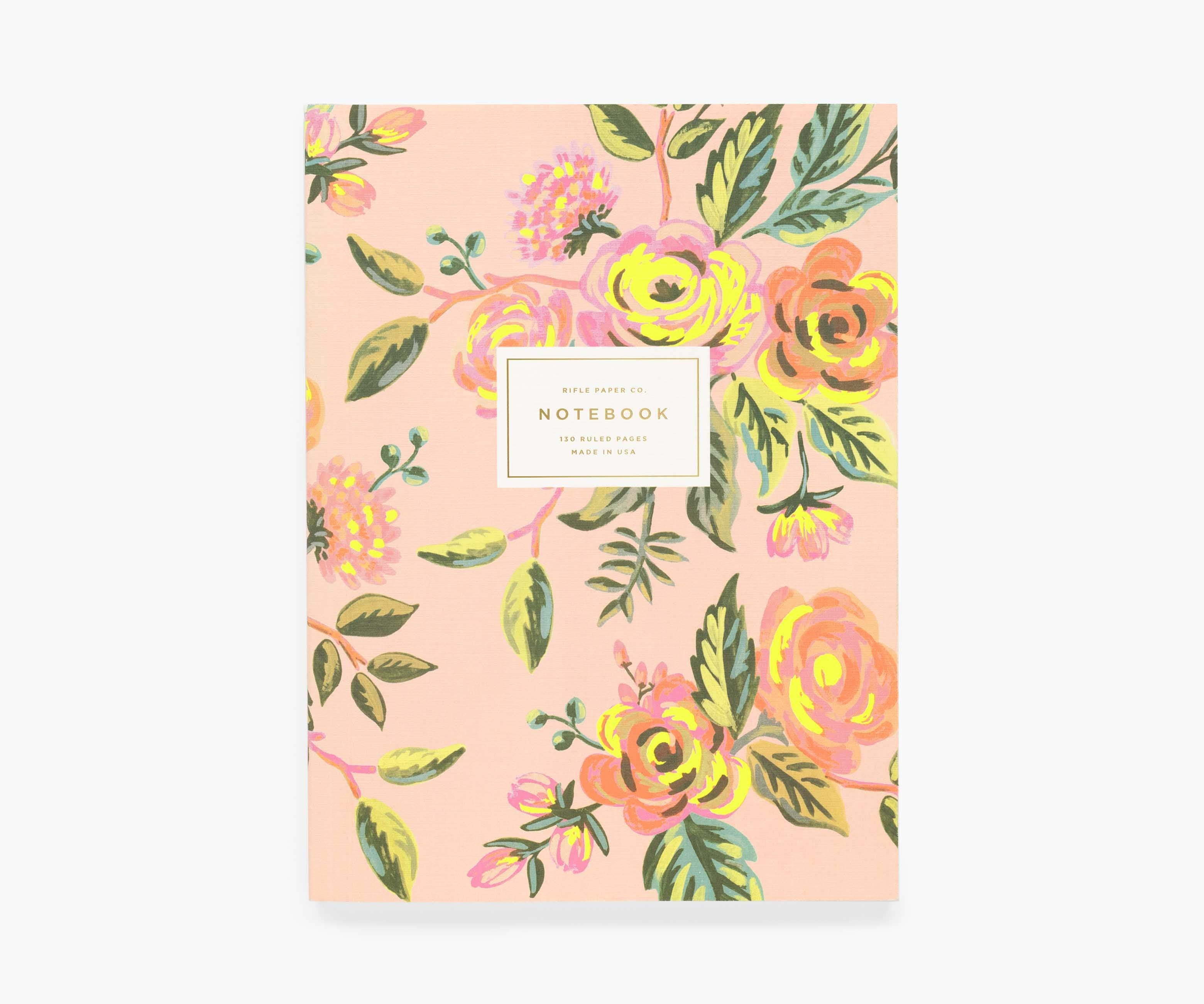 Rifle Paper Co. Notebook- Jardin de Paris