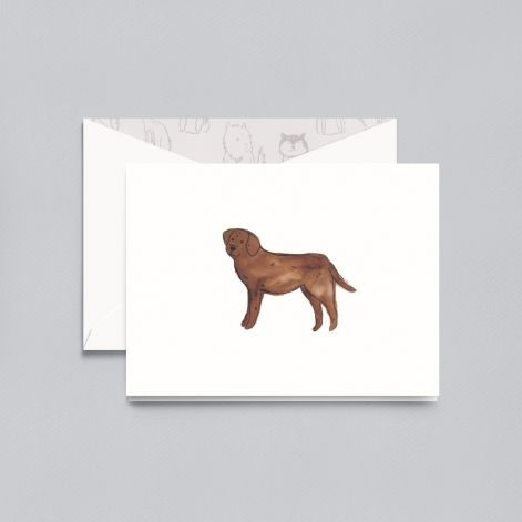Labrador Retriever Note
