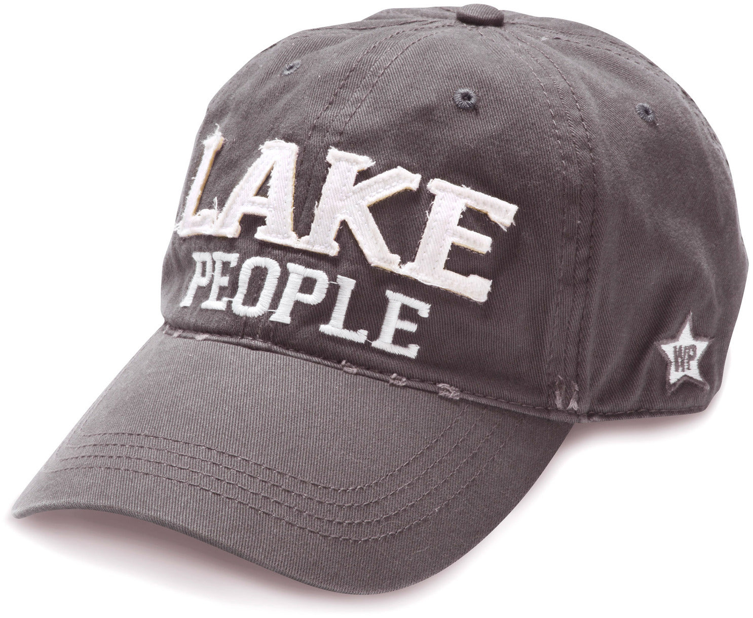 Lake People Adjustable Hat
