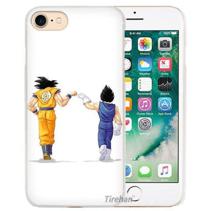 Vegeta and Goku Phone Case