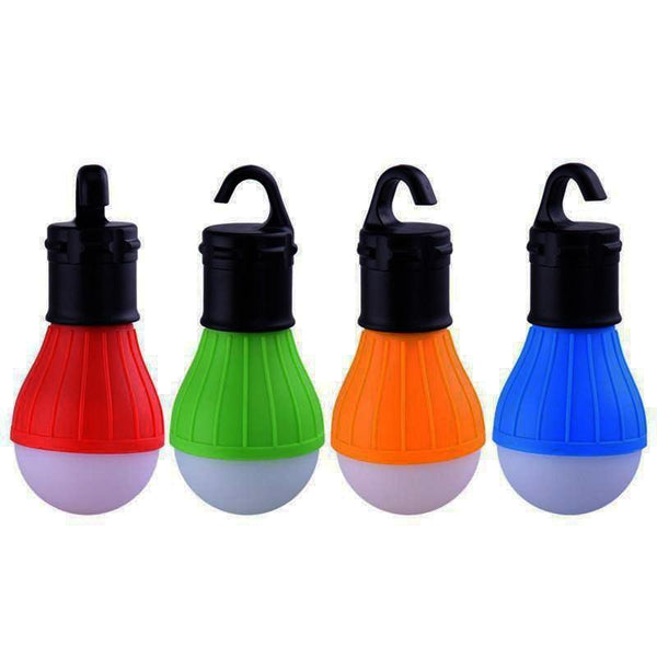 Lot de 2 ampoules LED - camping