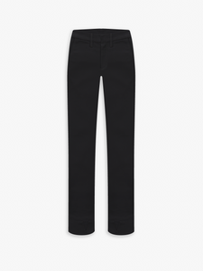 SLIM CUFF TROUSERS
