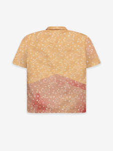 BANDANA PRINT POINT SHIRT