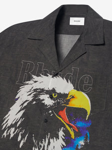 EAGLE SAVAGE BUTTON UP