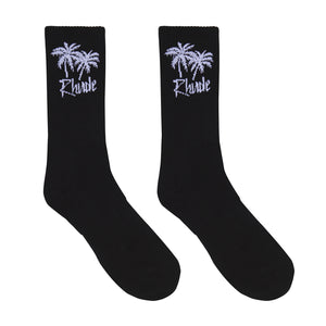 Palm Tree Socks