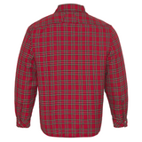 RED FLANNEL SHERPA