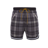 Bball Plaid Shorts