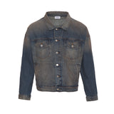 Denim Jacket W Patch