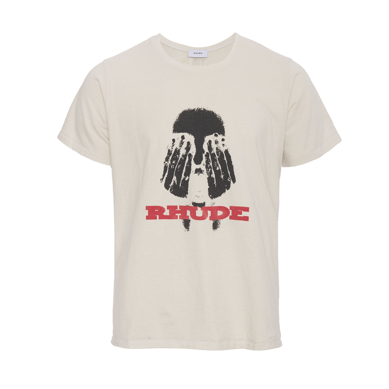 Hands On The Face Tee