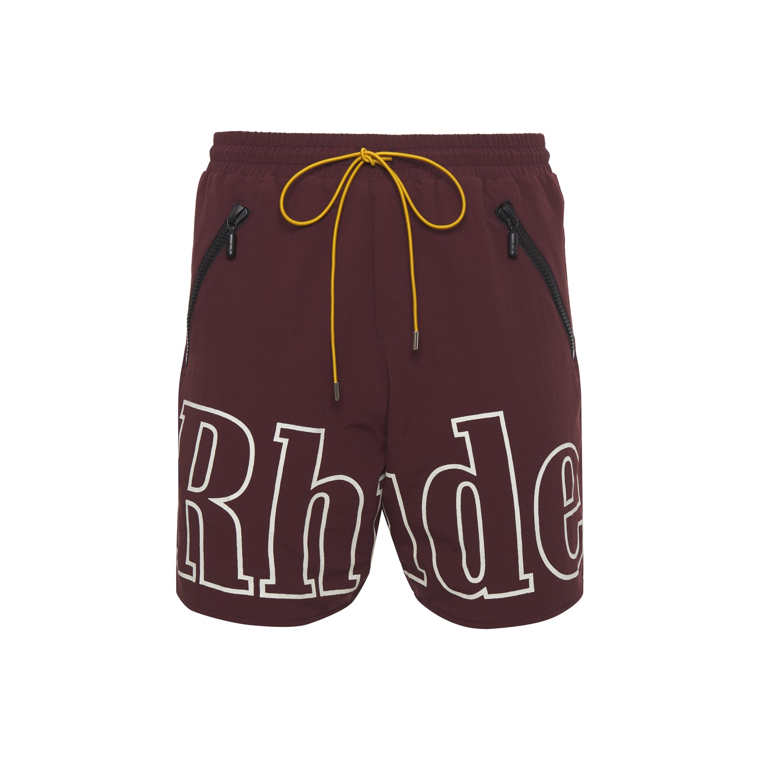 OVERSIZED LOGO SHORTS