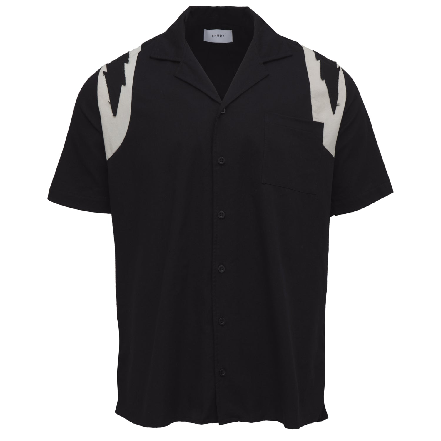 LIGHTNING SS HAWAIIAN BOWLING SHIRT