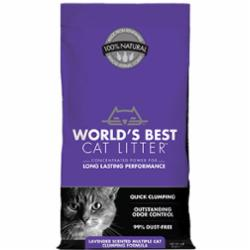 Worlds Best Multi Lavender Litter 7lb