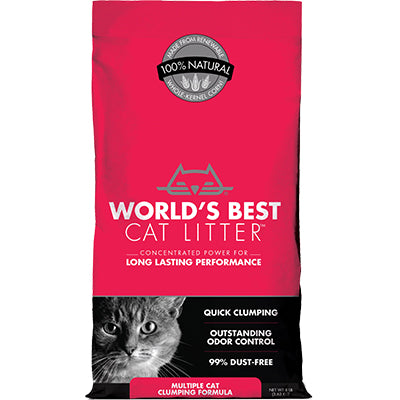 Worlds Best Multicat Litter 28lb