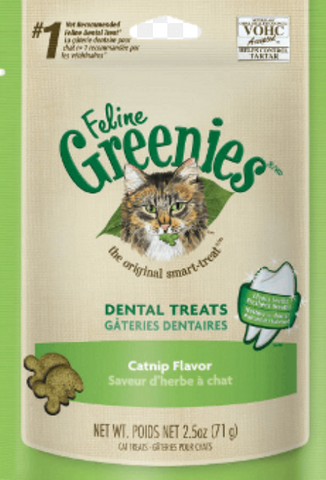 Greenies Feline