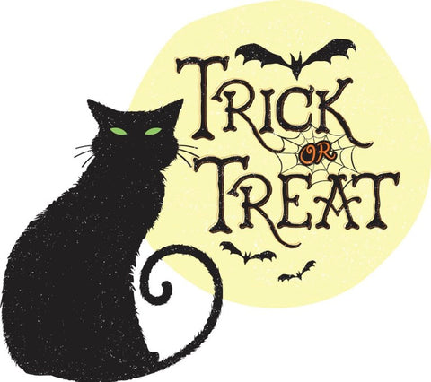 OCTOBER 27 3:00 PM - 6:00 PM  TRICK OR TREAT