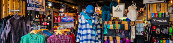 River Rock Outfitter Shop
