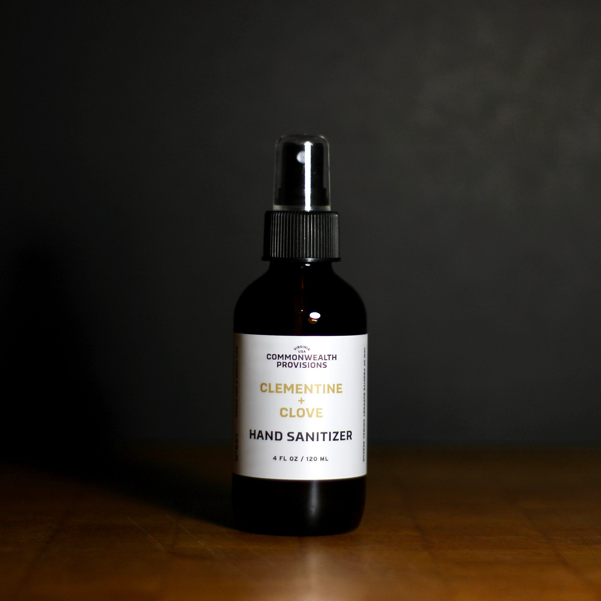 Commonwealth Provisions Hand Sanitizer