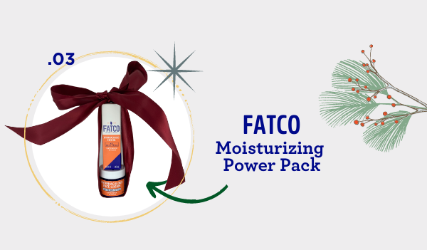 fatco holiday gift guide natural beauty enthusiast fatco moisturizing power pack