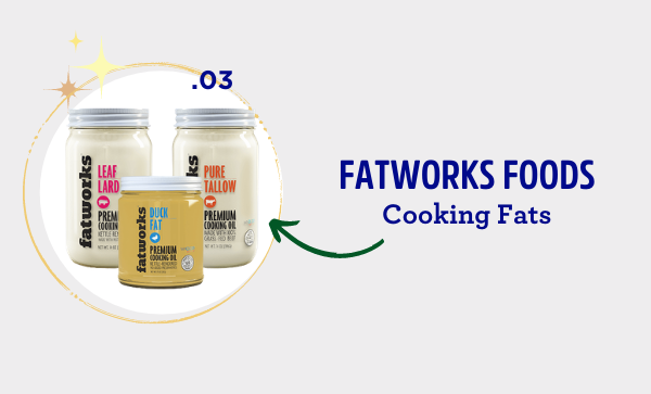 fatco holiday gift guide foodie fatworks cooking fats