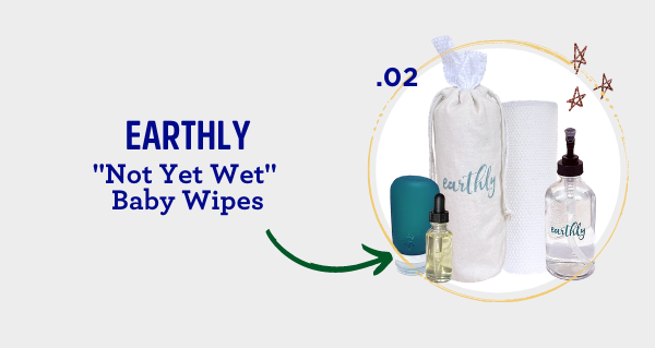 fatco holiday gift guide new parents earthly wipes