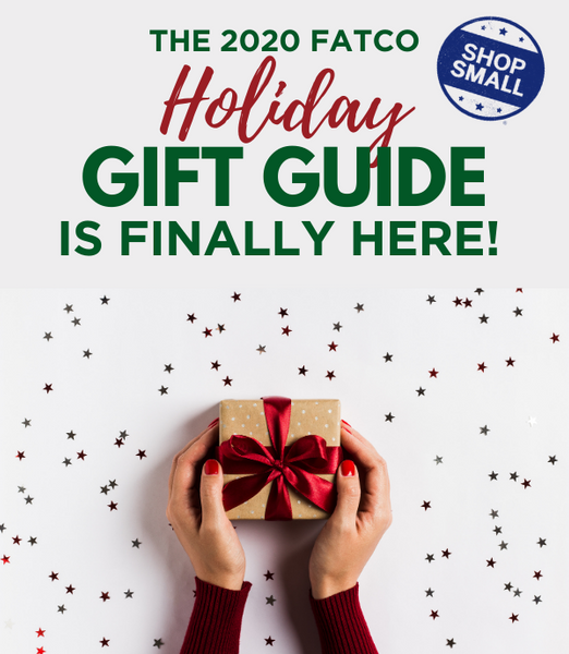 fatco shop small holiday gift guide