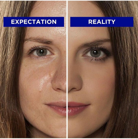 expectation vs reality oil cleansing